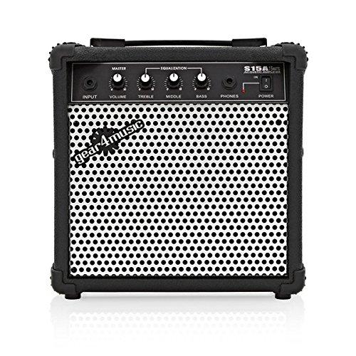 15W Akustik-Gitarrenverstärker von Gear4music