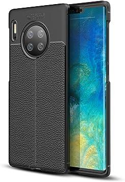 NALIA Design Case Compatible con Huawei Mate 30 Pro Funda, Mirada ...