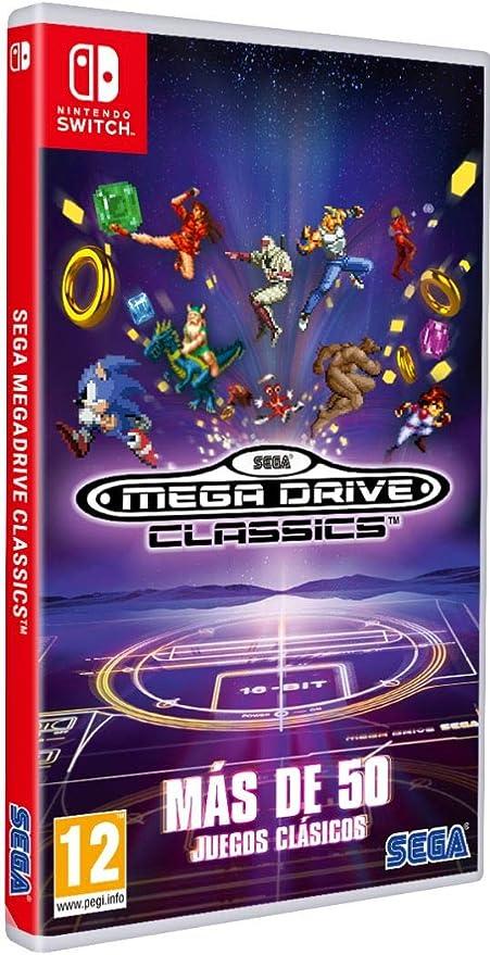Mega Drive Classics: Amazon.es: Videojuegos