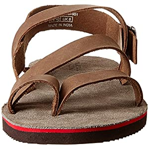United Colors of Benetton Men's Leather Sandals and Floaters
