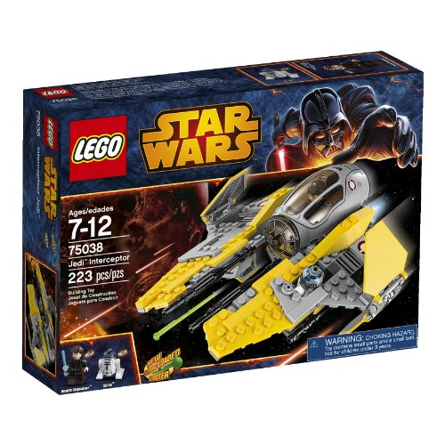 LEGO Star Wars 75038 Jedi Interceptor (Discontinued by manufacturer) ()