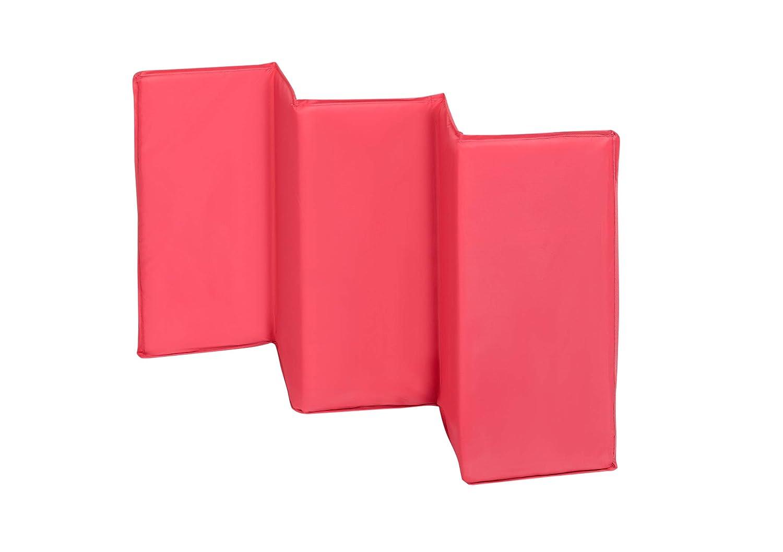 Lionelo Sven Plus Cuna de viaje con cambiador color rosa y gris