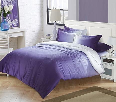 Ombre Purple Twin XL Comforter