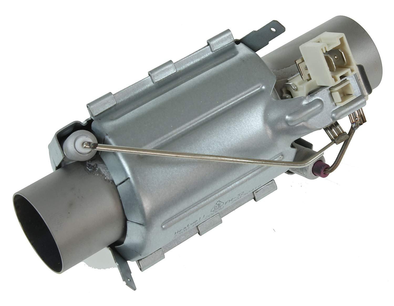 Spares2go - Elemento calefactor para lavavajillas Zanussi ...