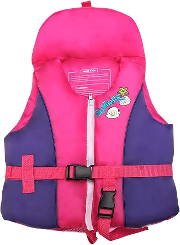 Gogokids Chaleco de Natacion para Bebé - Niños Niñas Traje de Baño Ropa de Natación Chaleco Flotación Natación Aprendizaje 1-4 Años