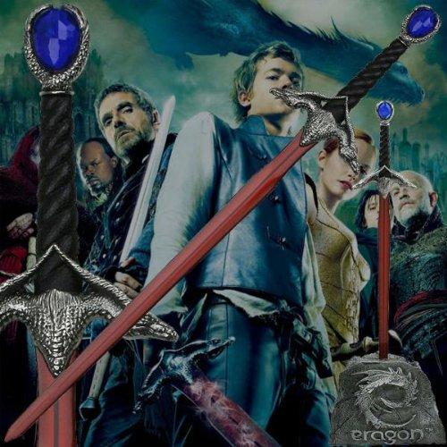 UPC 844296025510, Trademark Zar'roc, The Sword of Eragon - Miniature Replica with Stand