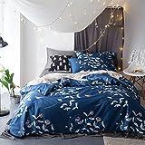 TheFit Paisley Textile Bedding for Adult U544 Boutique Boho Bohemian Duvet Cover Set 100% Egyptian Cotton, Queen King Set, 4 Pieces (King)