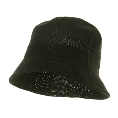 Rasta NYE Mesh Bucket Hats-Black at Amazon Men s Clothing store  3cb69d7a15a
