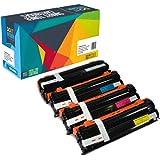 Doitwiser ® Compatible 4 Pack Toner Cartridge Set For Samsung CLP 680 CLP680 CLP-680ND CLX-6260 CLX-6260FD CLX-6260FR - CLT-506L CLT-K506L CLT-C506L CLT-M506L CLT-Y506L - High Capacity (Black 6,000 Pages - Colour 3,500 Pages)