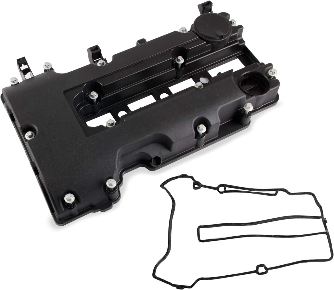 Bolts /& Gaskets for 2011-2017 GM Chevy Cruze Sonic Trax For 55573746 Camshaft Valve Cover PCV Cover Buick Chevrolet fits 1.4L