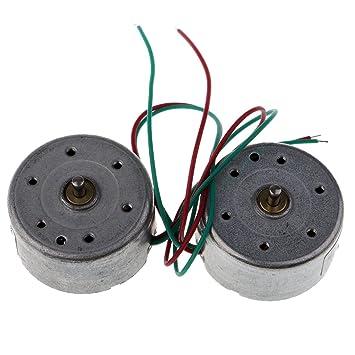 Homyl Elektrischer mini Motor für DIY Auto Spielzeuge: Amazon.de ...