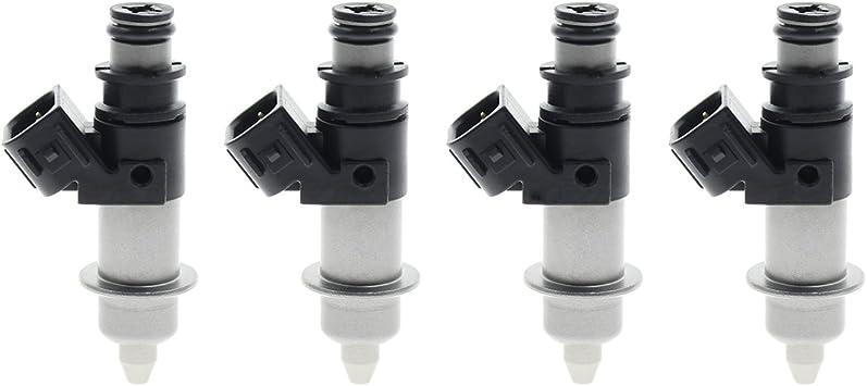 4 Pcs Fuel Injector For Suzuki GSXR 600-750 1000 Hayabusa GSX1300 15710-24F00