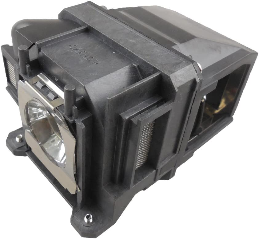 Supermait EP88 Replacement Projector Lamp Bulb with Housing Compatible with Elplp88 Compatible with PowerLite Home Cinema 2040 / PowerLite Home Cinema 1040 / PowerLite Home Cinema 2045
