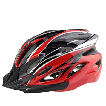 Bicicleta Casco cubierta Senston ultraligeros Road Bike MTB integrado ajustable casco exterior Racing carretera casco Multi