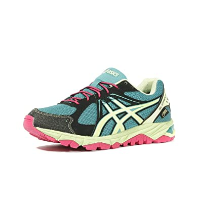 Asics Gel Stormplay GS GTX Gr. 35 Kinder Laufschuhe Gore Tex: Amazon ...