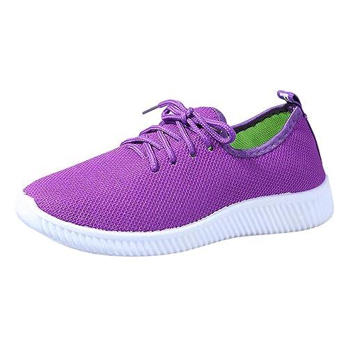 Zapatillas Deportivas Mujer Btruely Zapatos Sneakers ...