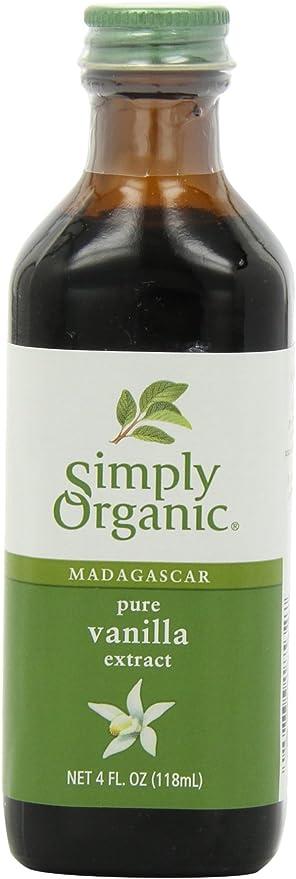 Extracto de vainilla orgánico