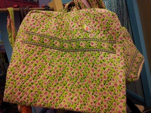 Ganz Maggi B French Country Garment Bag - Rose Blossom
