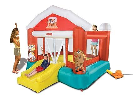 Amazon Com Fisher Price Barnyard Bouncer Toys Games