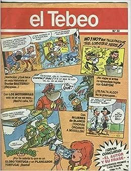 El Tebeo edicion 1991 numero 032: Varios: Amazon.com: Books