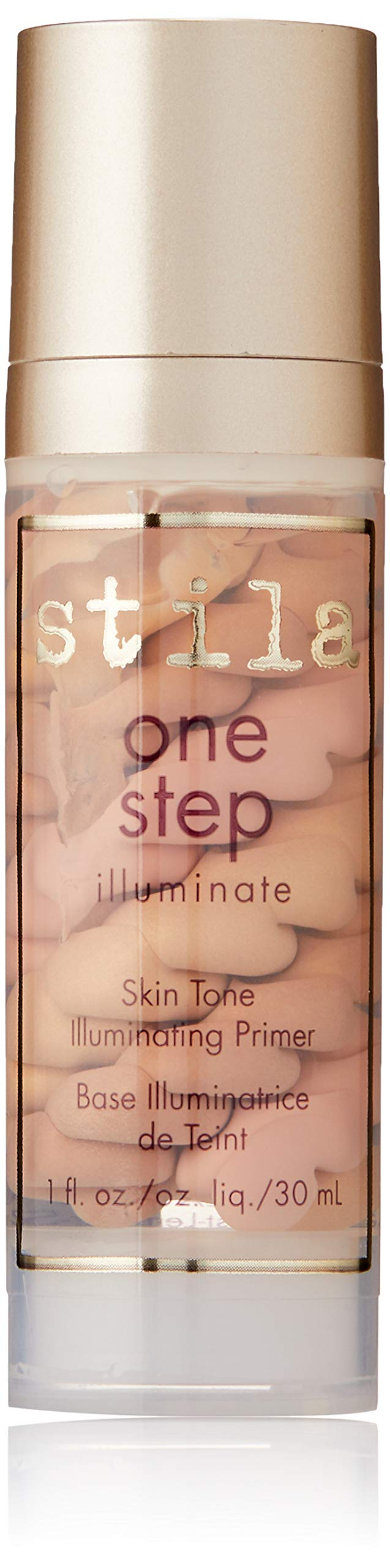 stila One Step Illuminate, Shimmering Perfecting Base Primer-Paraben & Cruelty-Free