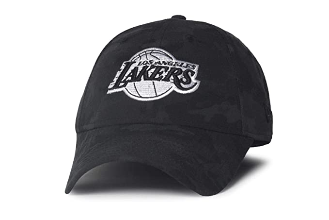 New Era Mujeres Gorras / Gorra Snapback NBA Camo LA Lakers 9Forty ...