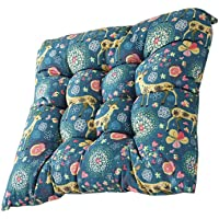 Vikenner Chair Cushion 50 * 50CM Chair pad seat Cushion seat Cushion seat Cushion Chair Blue Deer