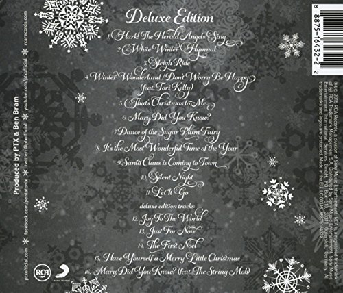 Pentatonix Christmas Deluxe.That S Christmas To Me