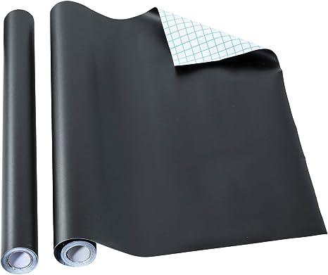 Table Foil Black Green Self Adhesive 40x300cm Chalk Foil Holding Cushion NEW. House