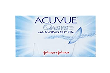f6f83e02603c2 Image Unavailable. Image not available for. Colour  Johnson   Johnson  Acuvue Oasys With Hydraclear Plus ...