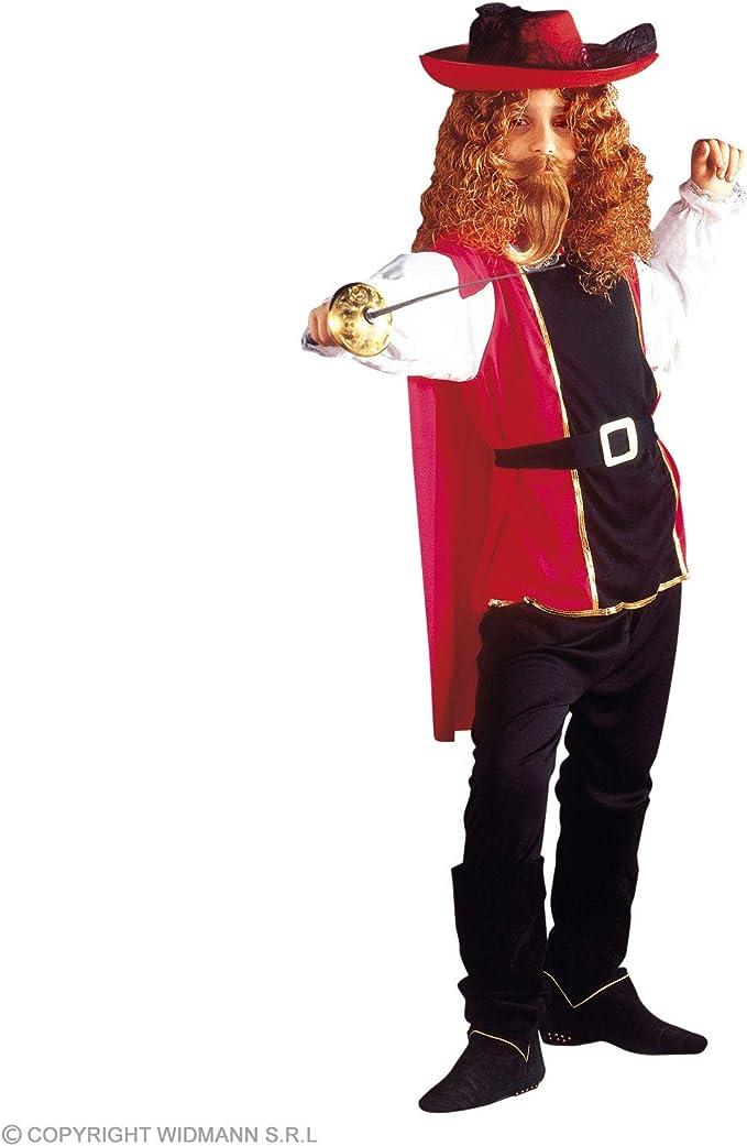 WIDMANN wdm38398 ? Disfraz para niños Mosquetero (158 cm/11 ? 13 ...
