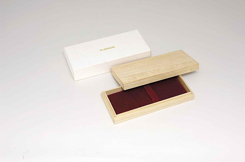Estilográfica Platinum Kanazawa Maki-e, Ascending Dragon, Adornos oro: Amazon.es: Oficina y papelería