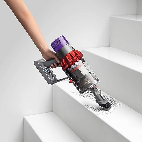 Aspiradora de cepillo de cabezal motorizado DYSON V10: Amazon.es: Hogar