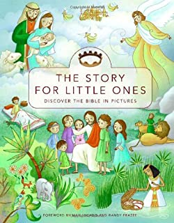 The Story For Little Ones Discover Bible In Pictures
