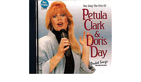 Various - Sing The Hits Of Petula Clark & Doris Day (Karaoke