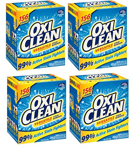 OxiClean Versatile Stain Remover, 7.22 Lbs (4)