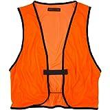 Orange Aglow Signature Soft Mesh Blaze Orange Hunting Vest
