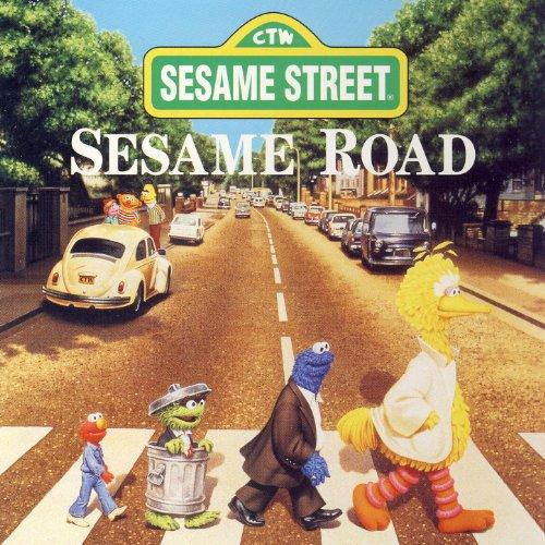 Sesame Street: Sesame Road, Vol. 1