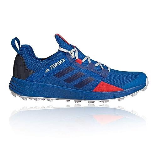 adidas Terrex Agravic Speed+ Zapatillas de Trail Running: Amazon.es: Deportes y aire libre