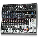 Behringer X1832USB Premium 18-Input 3/2-Bus Mixer, 24-Bit Multi-FX Processor