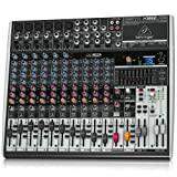 Behringer Xenyx X1832USB Premium 18-Input 3/2-Bus Mixer with USB/Audio Interface