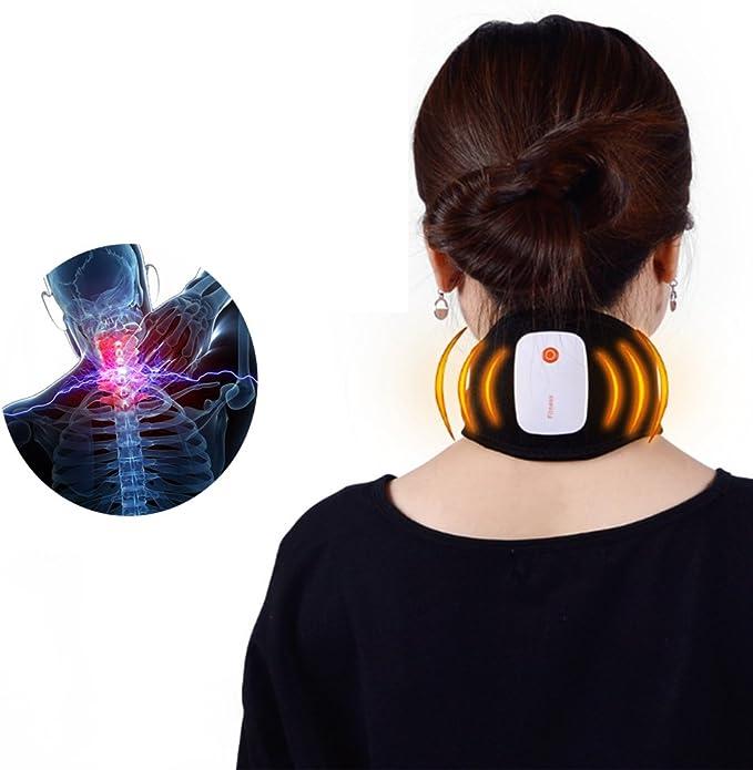 WANGXN Massager Cervical Multi-Fonction Pulse Acupuncture Neck Therapy /Électrique Cou Massagers