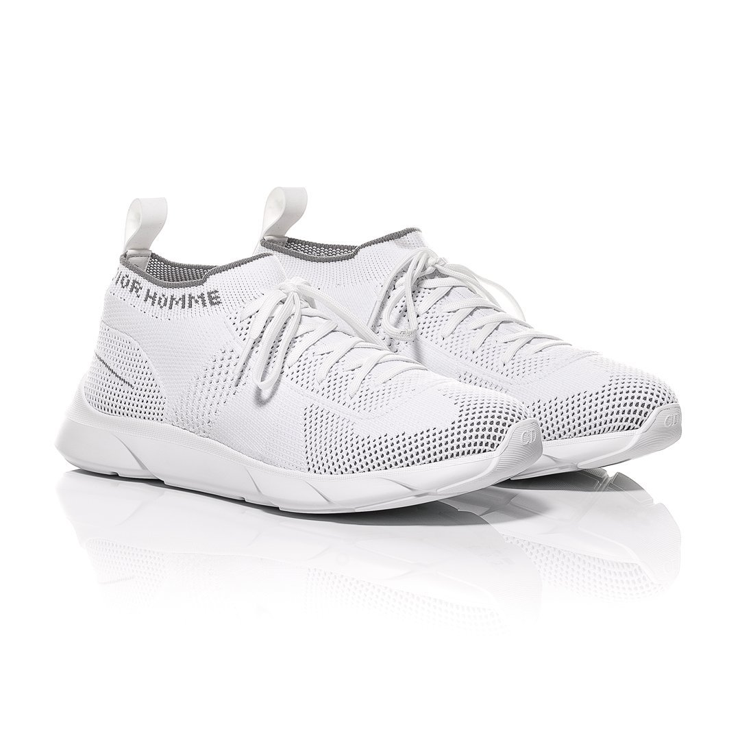 314e0c791a0 Christian Dior Dior Homme White Technical Knit B21 Low-Top Sneaker   Amazon.co.uk  Shoes   Bags