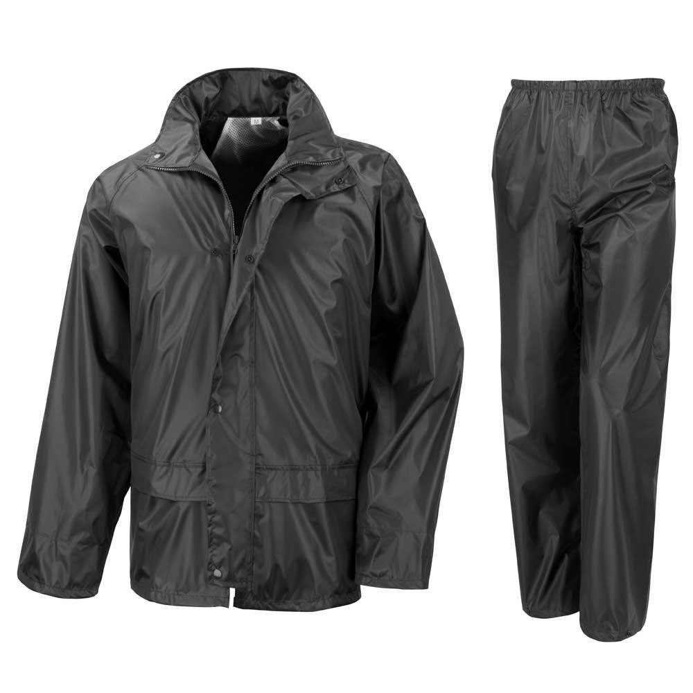 Result Unisex Core Rain Suit, Impermeable para Hombre