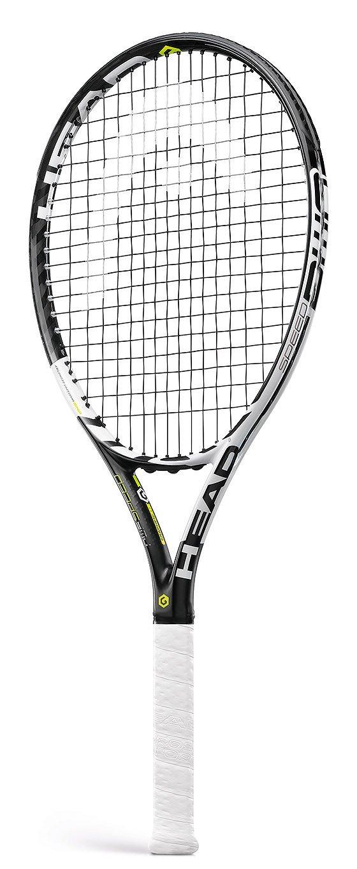 HEAD(ヘッド) 硬式テニスラケット グラフィンXT スピード パワー(230805) G1 ブラック×ホワイト B00WFEZ9RS