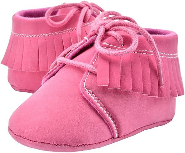 Infant Baby Pre-Walker Shoes Soft Sole