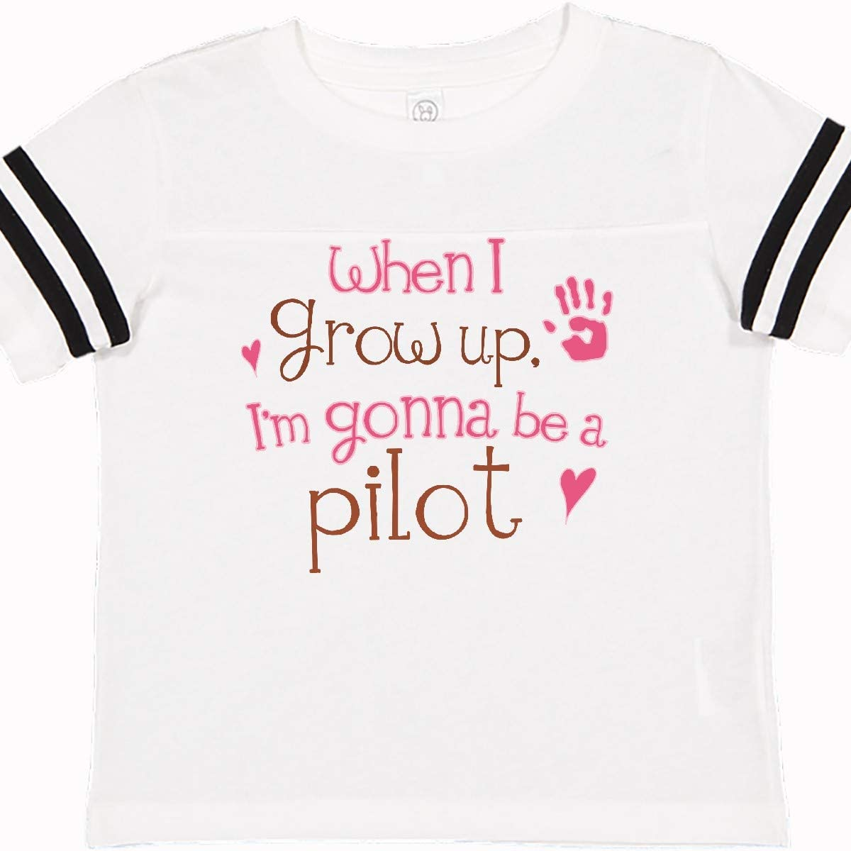 inktastic Pilot Future Toddler T-Shirt