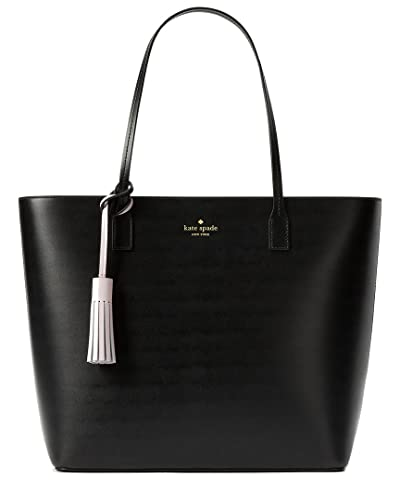 4680a084b8f7 Amazon.com  Kate Spade New York Wright Place Karla Leather Tote  Shoes