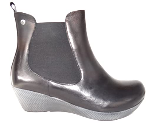Ogswideshoes Nadia Leather Boots Extra Wide C Width 3e Width