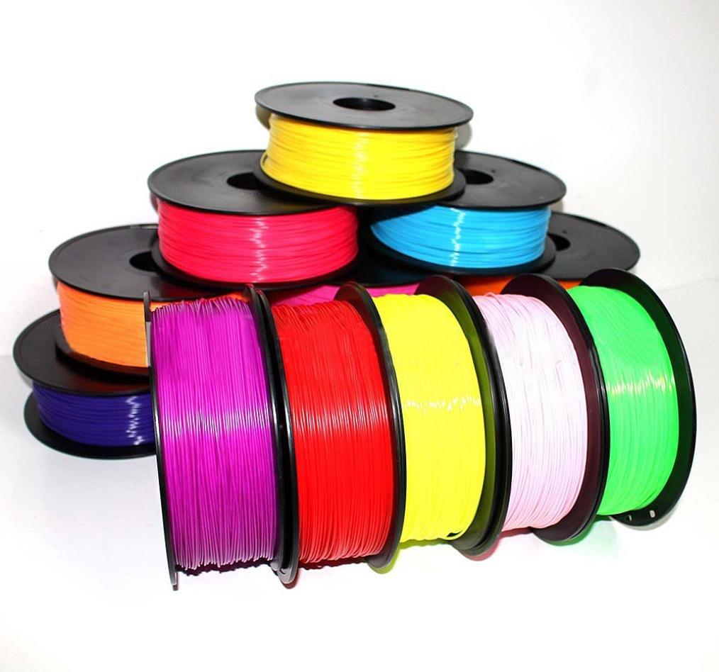 hunpta 10× 1, 75mm Impression Filament ABS modélisation stereoskopisch pour dessin Imprimante 3D Stylet 75mm Impression Filament ABS modélisation stereoskopisch pour dessin Imprimante 3D Stylet